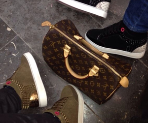 John Galliano, louis vuitton., and royaums. image
