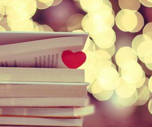 beautiful, love, and book image