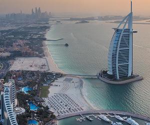 Dubai, city, and luxury image