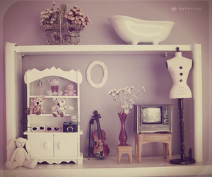 dummy, room, and violin image