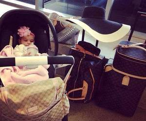 baby, love, and bags image