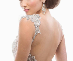 boda, pretty, and dress image