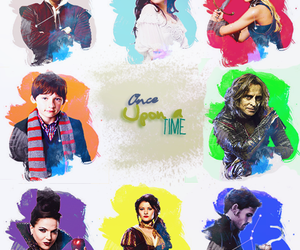 emma, once upon a time, and ouat image