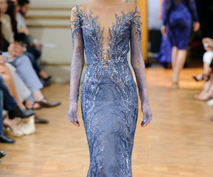 Zuhair Murad, dress, and fashion image