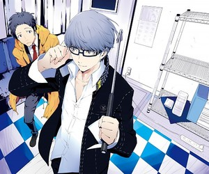 persona 4, anime, and p4 image