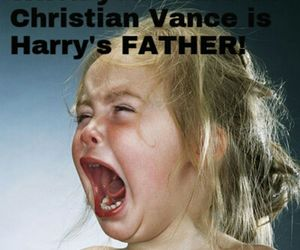 Harry Styles, after 3, and christian vance image