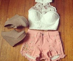 conjunto, hermoso, and ideal image