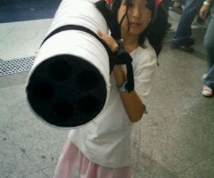 anime, bleach, and cosplay image