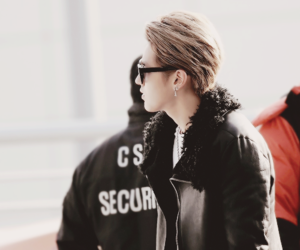 airport, kris, and exo image