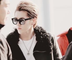 airport, exo, and kris image