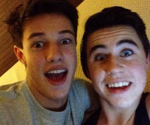 cameron dallas, cute, and nash grier image