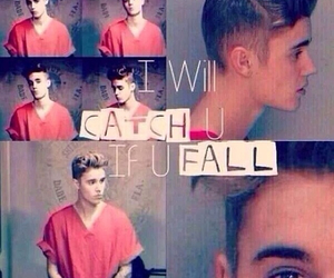 justin bieber, fall, and justin image