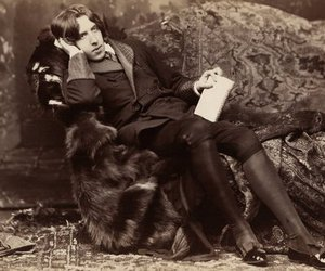 oscar wilde, author, and literature image