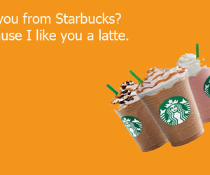 starbucks, valentine, and funny image