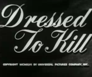 black and white, old movie, and credits image