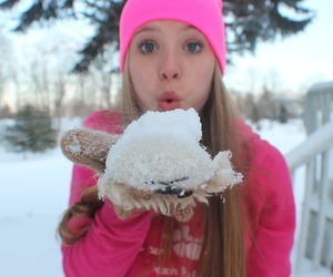 winter, tumblr quality, and snow image