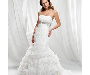 gowns, wedding dress, and bridal dress image