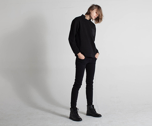 androgynous, style, and birl image