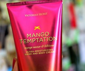 Victoria's Secret, pink, and mango image