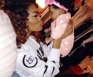 baby, teyana taylor, and cute image