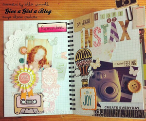 instax and smashbook image