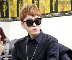beast, junhyung, and kpop image