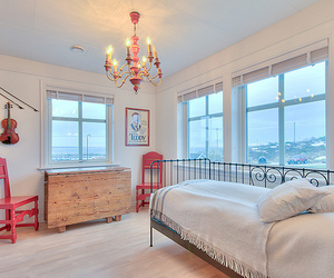 bedroom, pretty, and room image