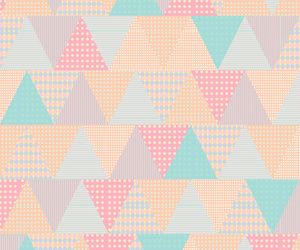 background, geometric, and pastel image