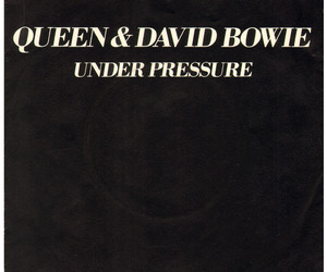 band, david bowie, and Queen image