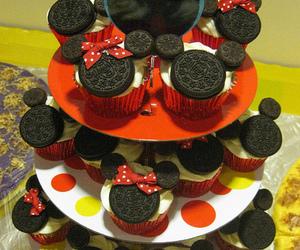 oreo and cupcake image