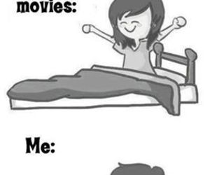 me, funny, and movies image