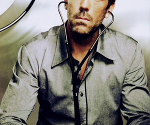 house, arm, and dr house image
