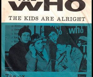 60s, album, and the who image