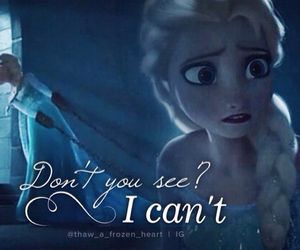 frozen, elsa, and quotes image
