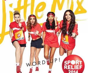 little mix, word up, and jesy nelson image