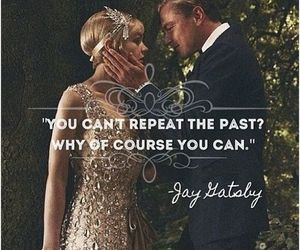 the great gatsby, leonardo dicaprio, and quotes image
