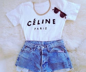 beauty, clothes, and inspire image
