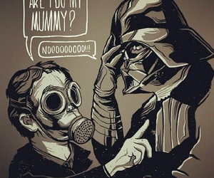 star wars, doctor who, and darth vader image