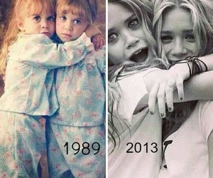 full house, teenager, and the olsen twins image