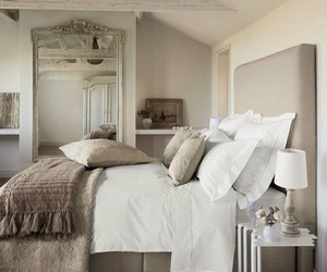 decor, style, and bedroom image