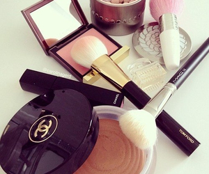 chanel, cosmetic, and makeup image