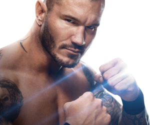 randy orton, the viper, and the face of wwe image