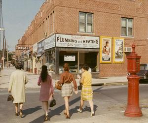 vintage, retro, and women image