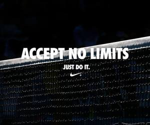 tennis, fitness, and nike image