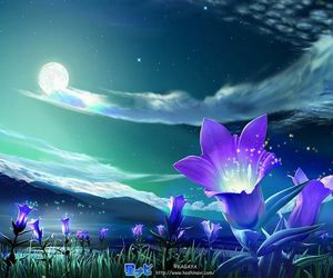 fantasy, ****, and flower image