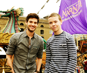 ben barnes, narnia, and will poulter image