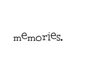 memories, past, and text image
