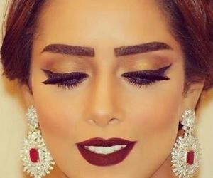 makeup, make up, and luxury image
