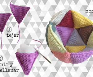 knit, lovely, and trigonometry image