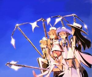 aoi, anime, and itsuki image